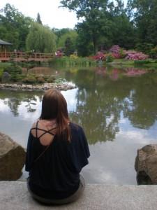 jaapani aed roosas
