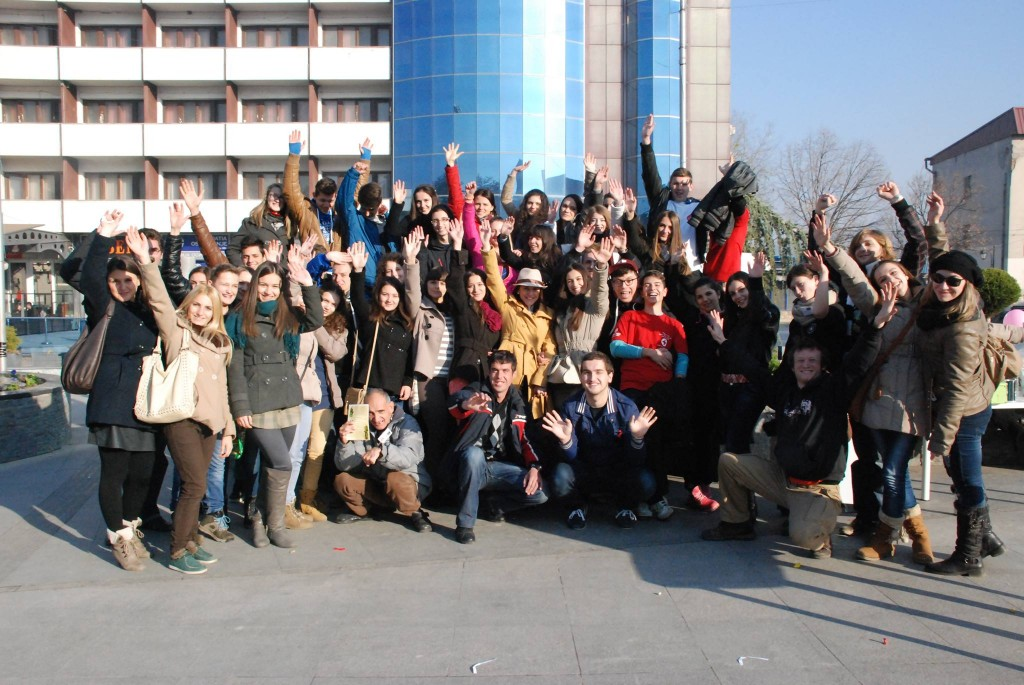 Vabatahtlike päev Kavadarcis